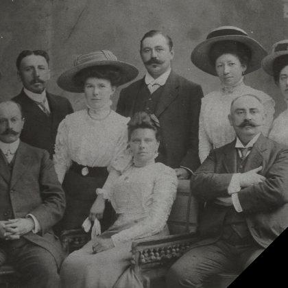 Familie Van Kemenade-van Schijndel 1915