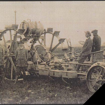 Houvesterij De Peel c. 1915