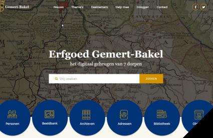 Nieuwe site ErfgoedGemert-Bakel