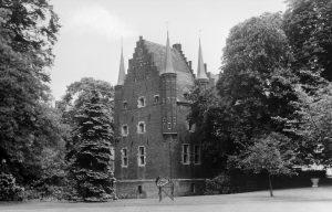 Donjon, kasteel Gemert